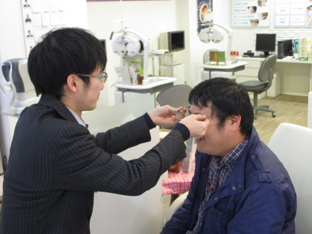 都内 江戸川区 メガネ専門店