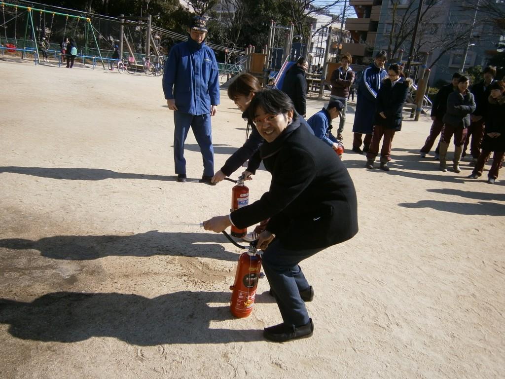 東京 消防訓練 江戸川区