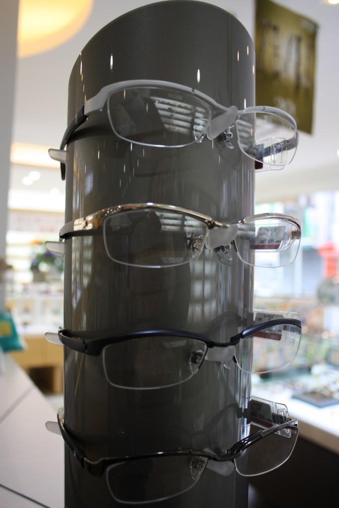 人気の眼鏡 かっこいい眼鏡 東京