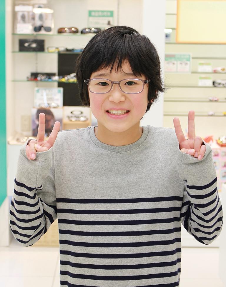 EYEs CLOUD KIDS キッズ メガネ フェイスオン 武蔵境