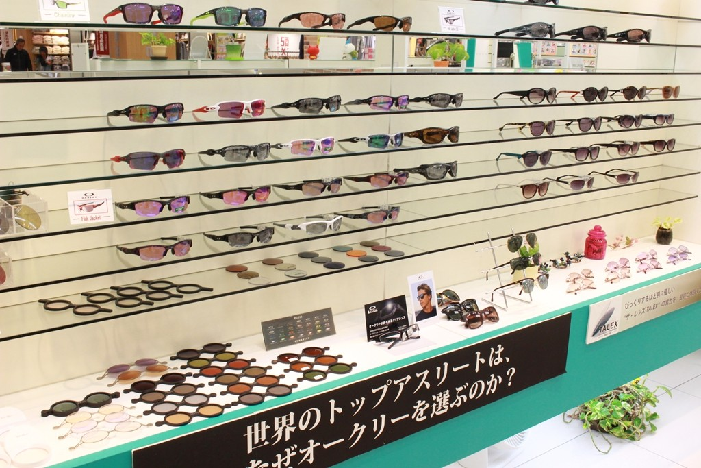 オークリー 東京 FLAK2.0 Flak2.0 サングラス フェイスオン 武蔵境
