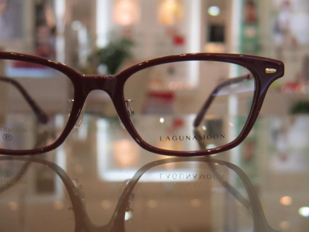 東京都内 江戸川区 メガネ ラグナムーン LM5006 クラシックメガネ