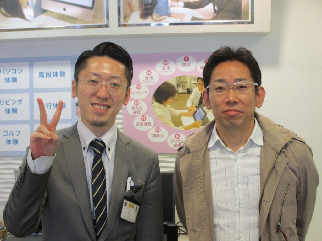 東京都内 江戸川区 ジャポニスム プロジェクション JP-020 Col.1 両眼視機能 プリズム検査
