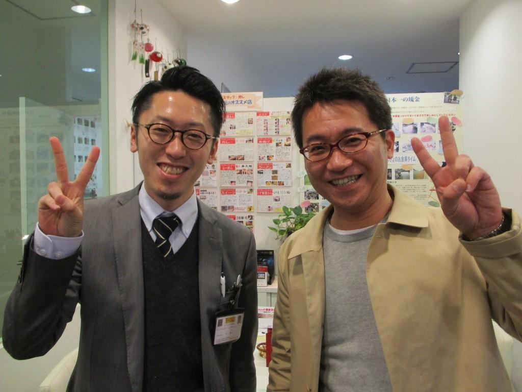 東京都内 フォーナインズ 999.9 NP-75 両眼視機能 プリズム検査