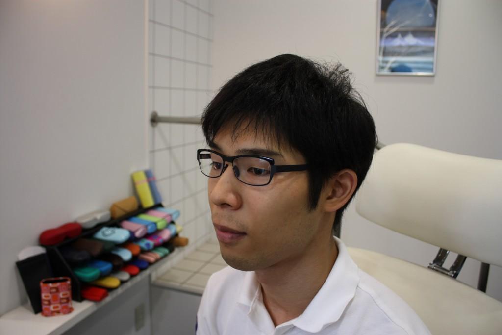 メガネ 軽いメガネ メタル 江戸川