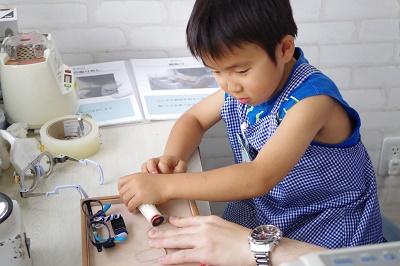 眼鏡 作り 体験 江戸川区 子供 東京