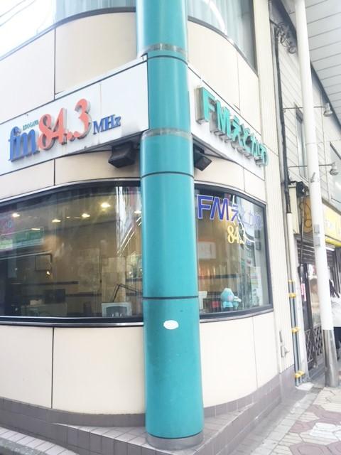FM江戸川 メガネ