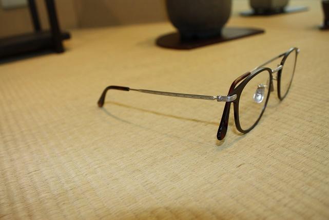 H-fusion ビンテージメガネ