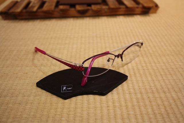 ドラジェ 綺麗メガネ 女子メガネ