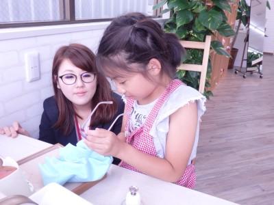 こども 子供 眼鏡 メガネ めがね 江戸川区 東京 専門店 体験