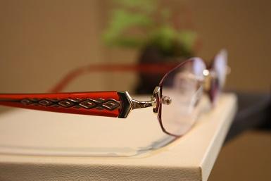 エスプロローグ 綺麗メガネ