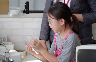 東京 都内 江戸川区 こども 弱視 治療用 メガネ ジルスチュアートNY 04-0022