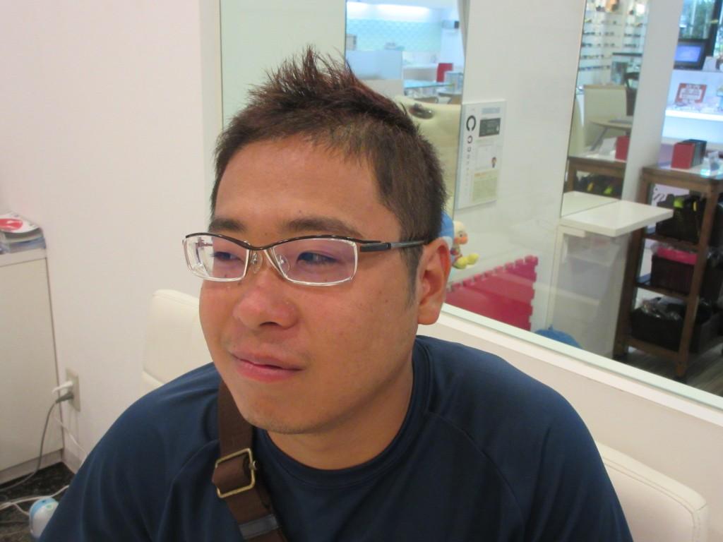 ジャポニスム JAPONISM JN-577 東京都内 江戸川区 両眼視 プリズム検査 予約