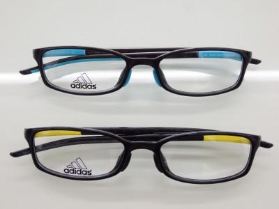 東京 江戸川区 こども 治療用眼鏡 アディダス adidas a897