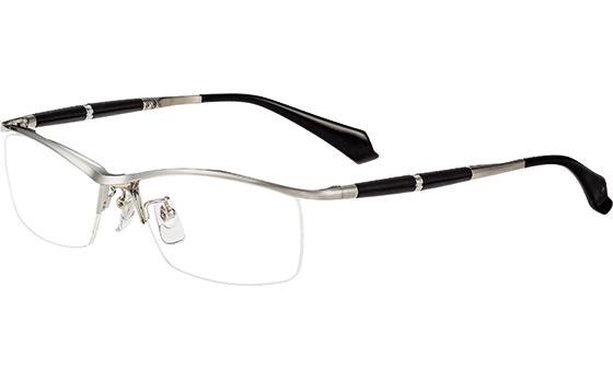 シャルマンZ 22303 国産メガネ 男子メガネ