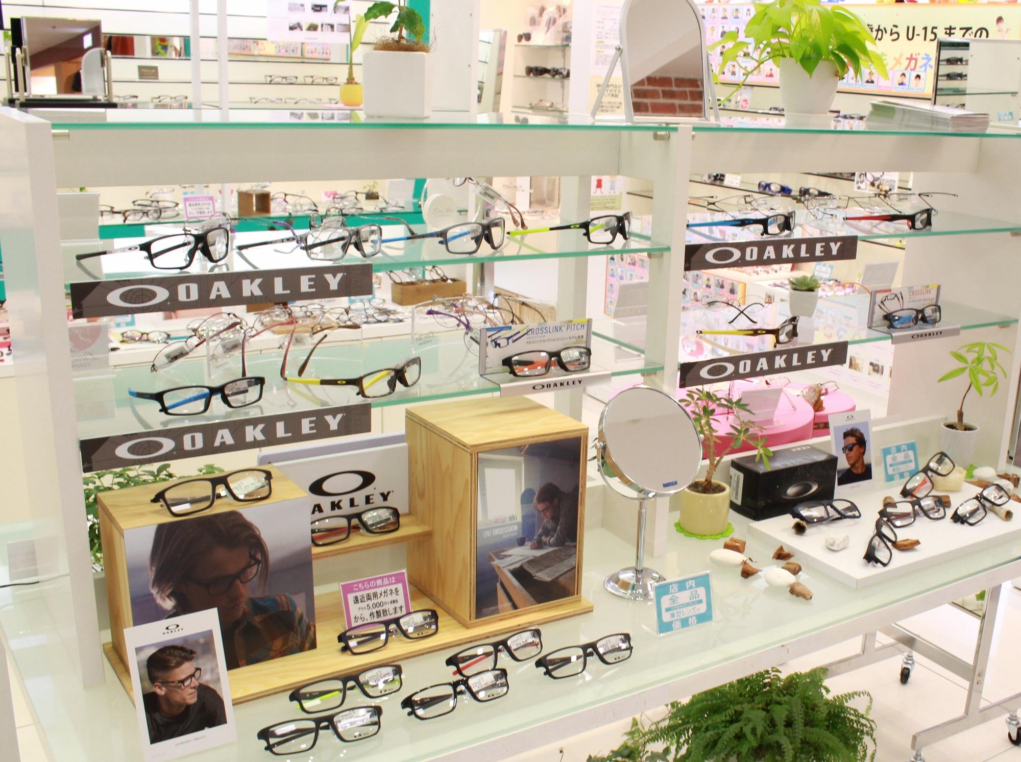 武蔵野市 メガネ 武蔵境 フェイスオン 評判 こどもメガネ