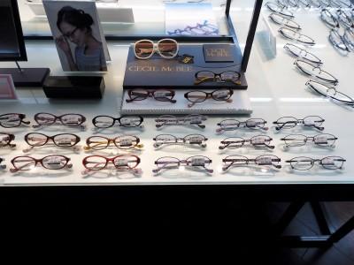 東京 都内 江戸川区 こども メガネ 眼鏡 セシルマクビー CMF-3009