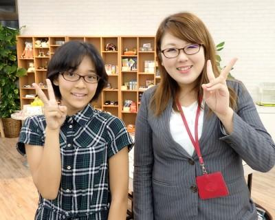 東京 都内 江戸川区 こども 中学生 メガネ ブラックバイマウジー BLACKBYMOUSSY BM2015