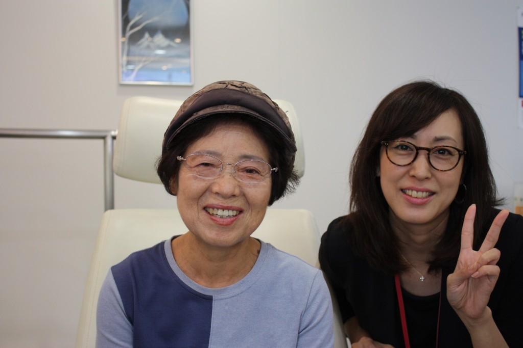 女性用メガネ 大人のメガネ 江戸川区