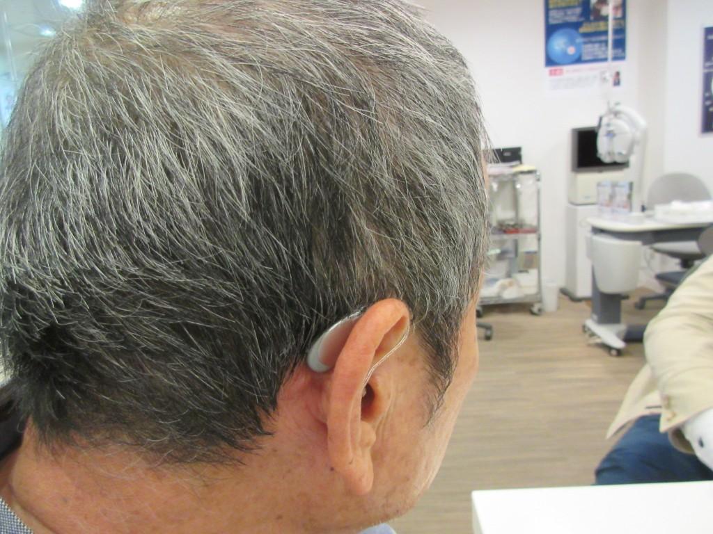 ニコン ND-BR1 補聴器