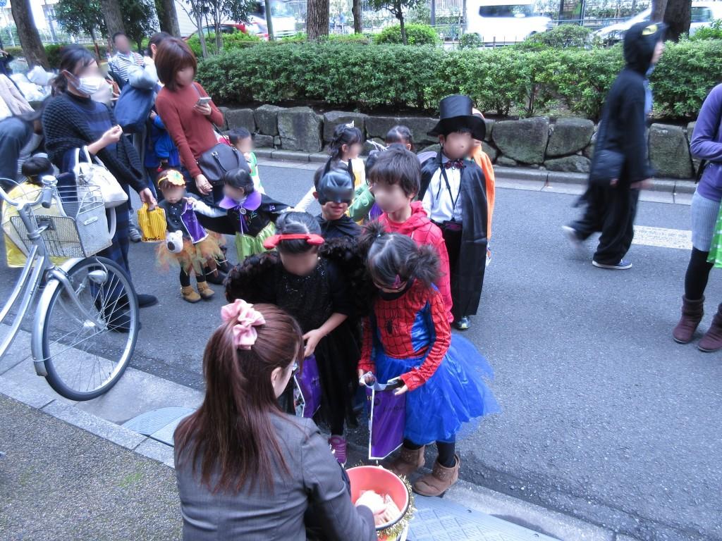Hallowe'en ハロウィン コスプレ 船堀 江戸川区 東京