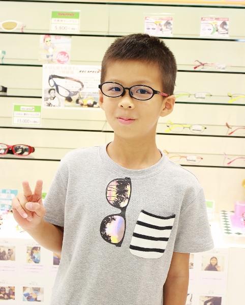 武蔵野市 眼鏡 口コミ 評判 子ども キッズ 小学生 初めてのメガネ