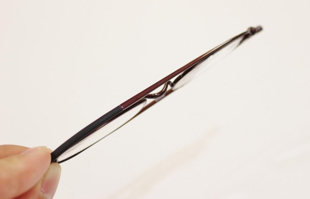 武蔵野市 眼鏡 リーディンググラス 栞 ブックカバー