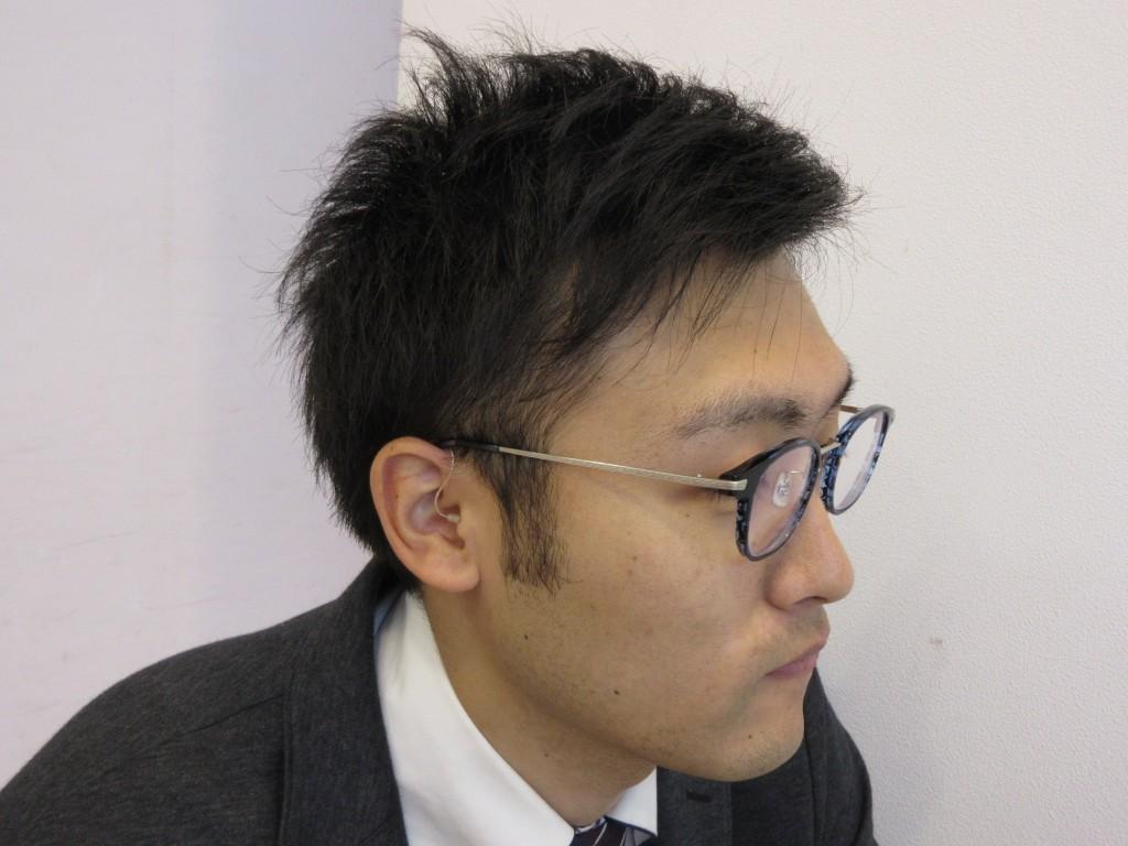 江戸川区 補聴器 リオネット HB-J1TR