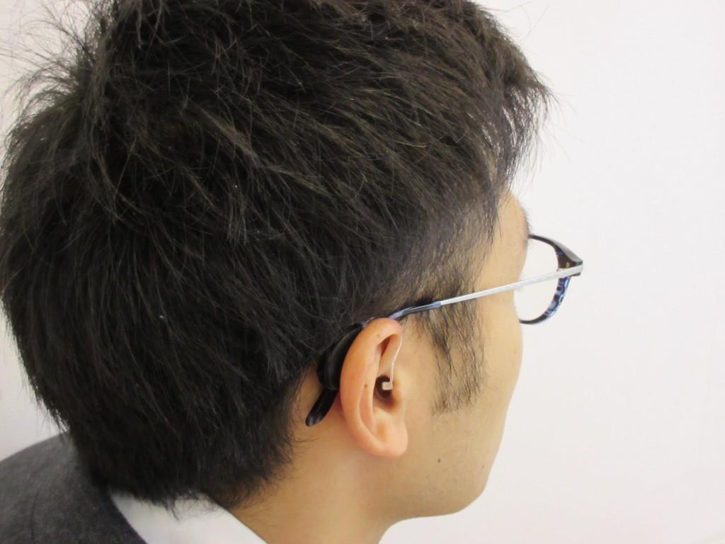 江戸川区 補聴器 リオネット リオン 耳かけ補聴器