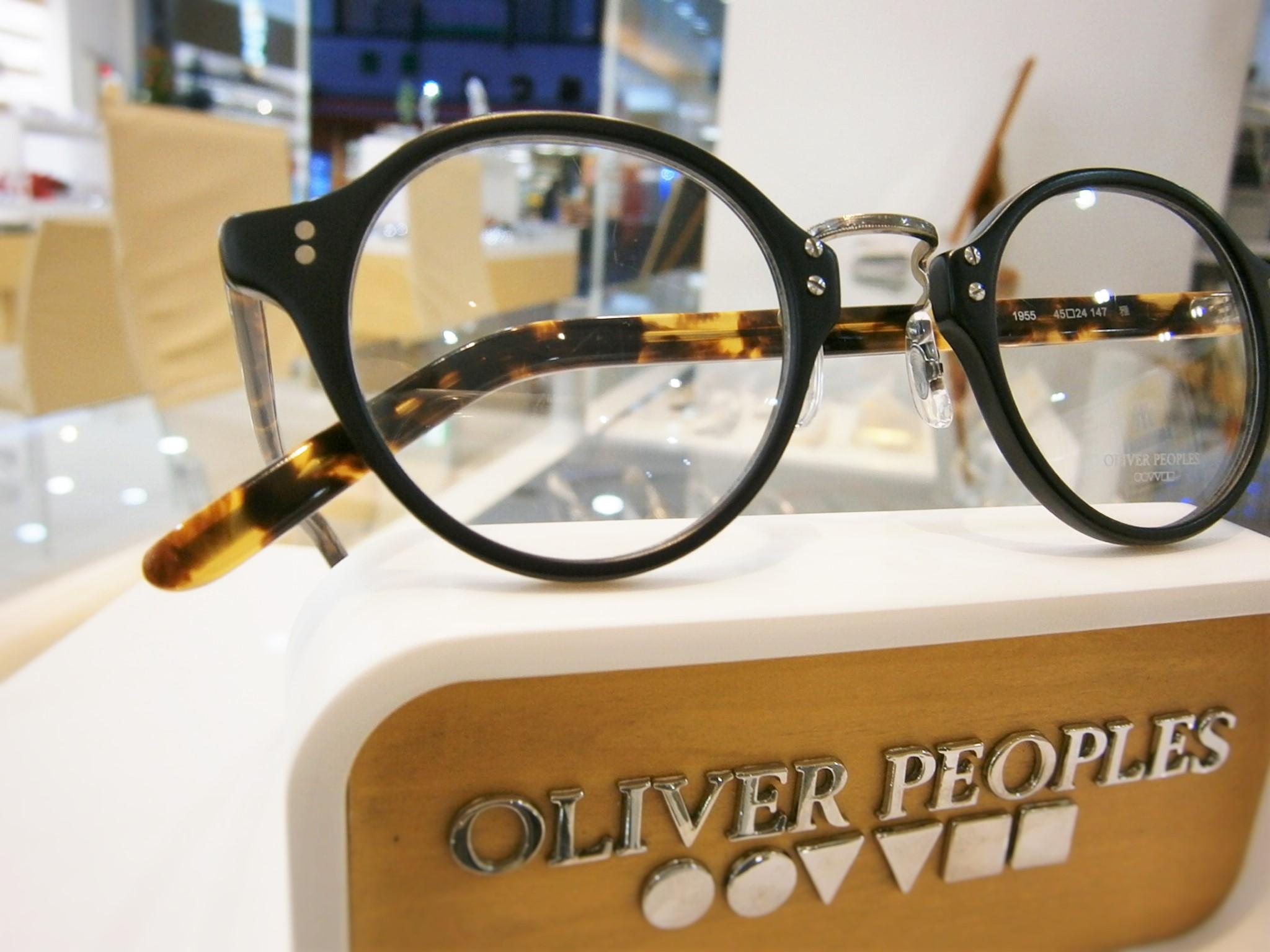 オリバーピープルズ 眼鏡の人気ブランド 江戸川