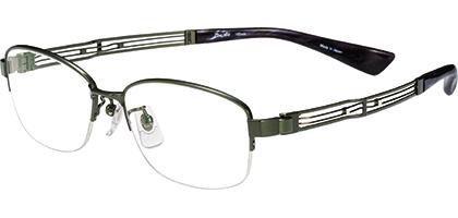 シャルマン XL1455 メガネ 遠近両用 江戸川