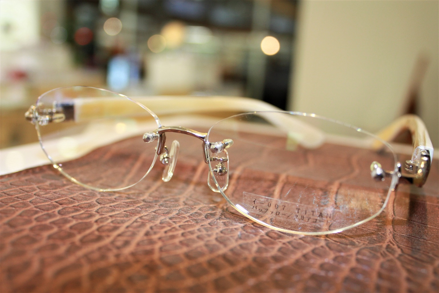 眼鏡フレーム 高級フレーム 眼鏡の評判 江戸川