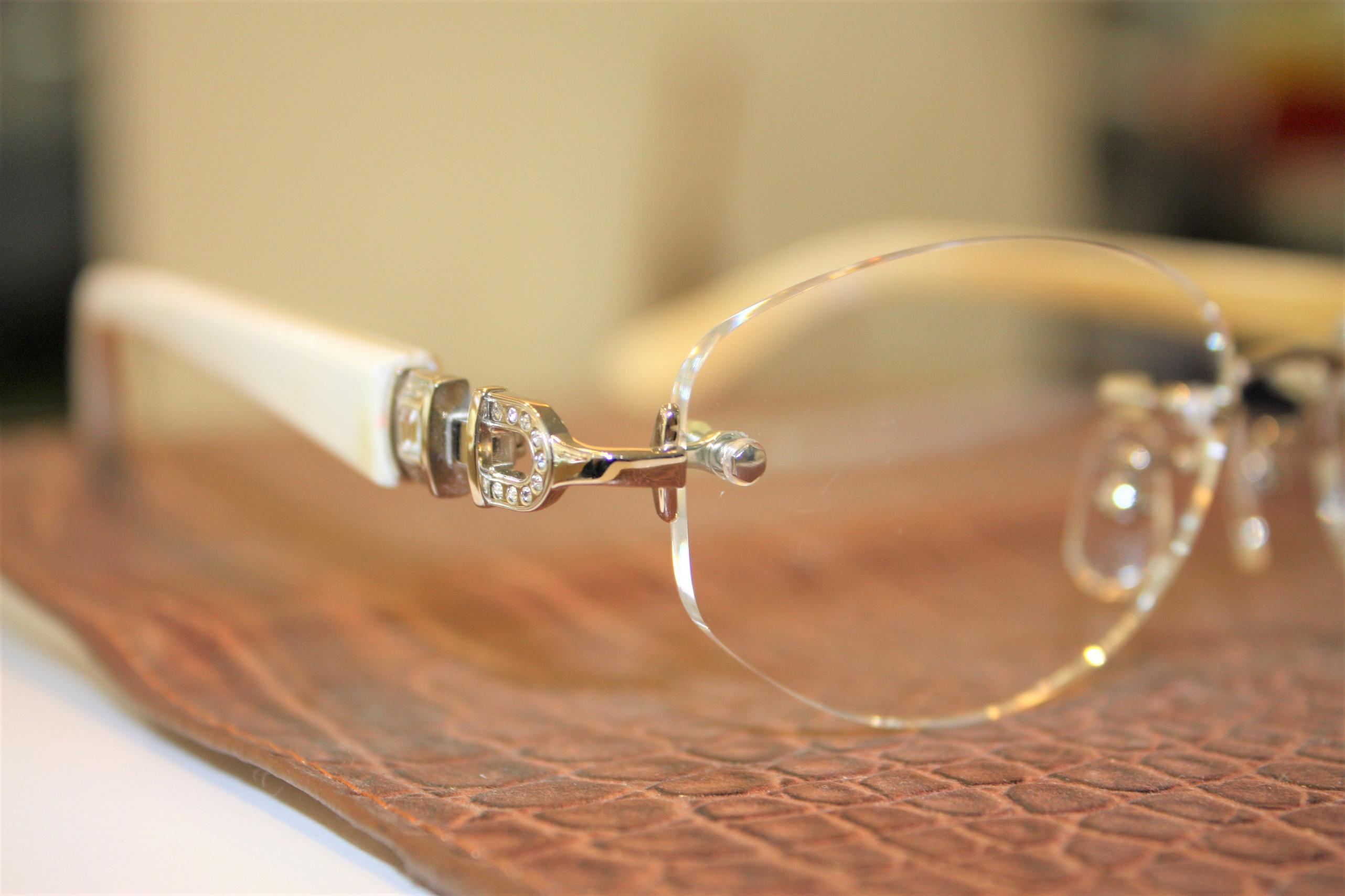 眼鏡フレーム 手作り 江戸川