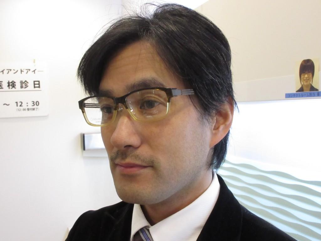 東京都 江戸川区 船堀 アイアンドアイ 2重に見える 斜視 両眼視 プリズム