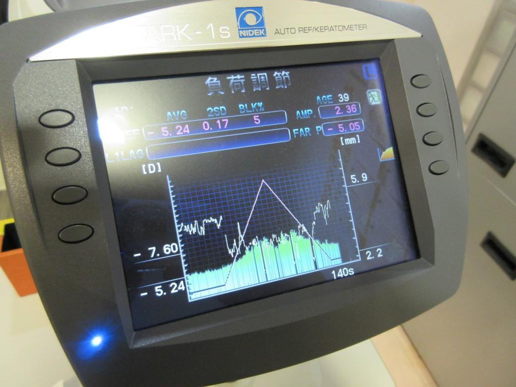 両眼視機能 プリズム検査 ものが二つに見える 東京都内 検眼 予約