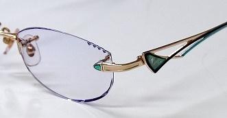 メガネ 女性のメガネ 大人のメガネ 江戸川