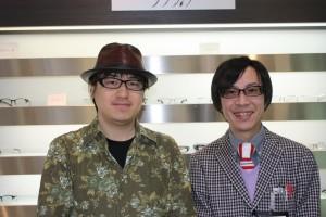JAPONISM ジャポニスム メガネ 東京 江戸川区