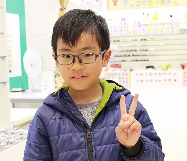 武蔵野市 メガネ 口コミ 評判 子供 KIDS お子様用メガネ