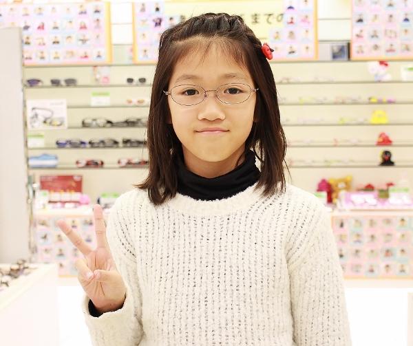 武蔵野市 眼鏡 口コミ 評判 子供 ジルスチュアート KIDS