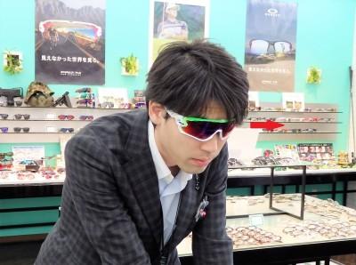 スポーツサングラス 東京 都内 江戸川区 瑞江 専門店 度付き ロードバイク用 おすすめ フレーム