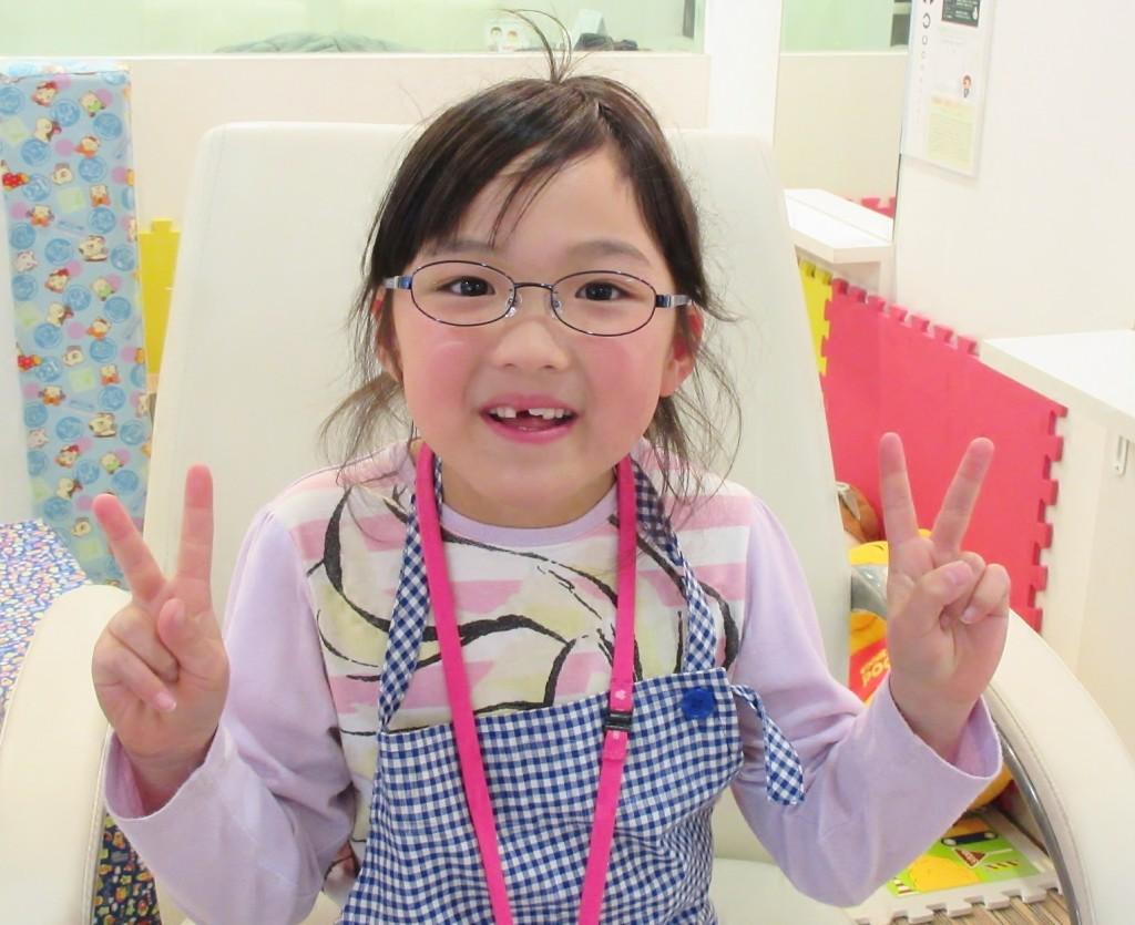 東京 都内 江戸川区 船堀 子供メガネ メガネ作り ジルスチュアートNY