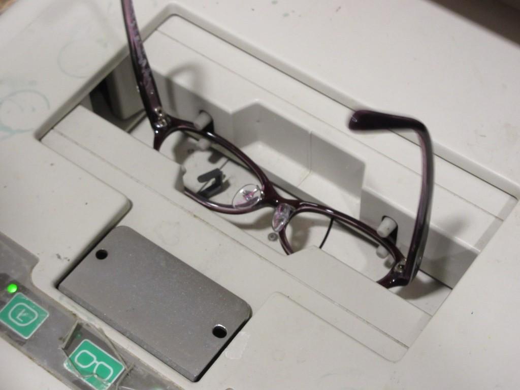 こどもメガネ作り体験 東京 江戸川区 船堀 キッズメガネ ジルスチュアート