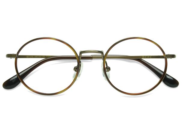 クラシックメガネ BK-016_COL02 江戸川