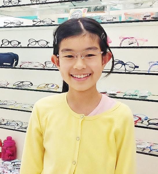 武蔵野市 メガネ 口コミ こども こどもメガネ お子様用 中学生 小学生 安心