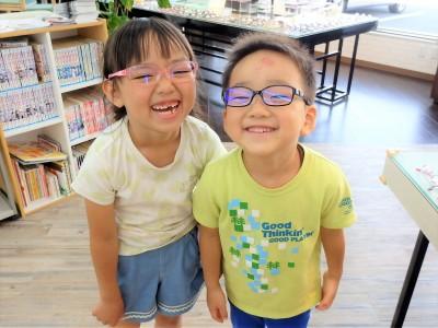 こども メガネ 東京 専門店 都内 江戸川区 瑞江 トマトグラッシーズ TKCC 眼鏡 パソコン用眼鏡