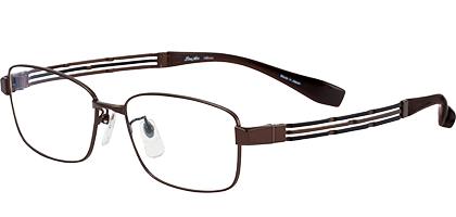 メガネ XL1050BR フレーム 江戸川