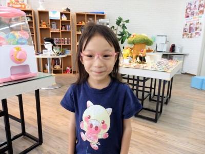 こども メガネ 子供 眼鏡 東京 都内 専門店 口コミ トマトグラッシーズ TKAC13 メガネ女子