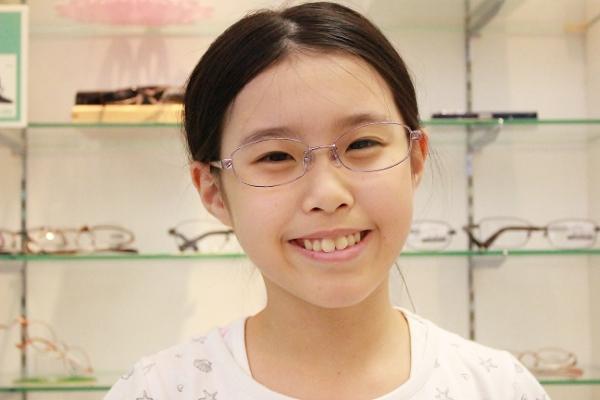 武蔵野市 メガネ 口コミ KIDS こども 小学生 中学生