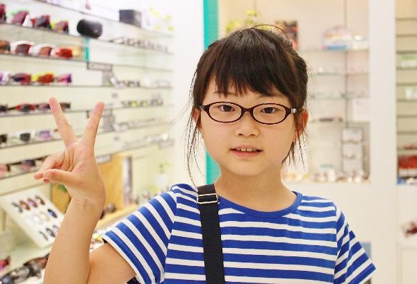 武蔵野市 メガネ 口コミ 評判 こどもメガネ KIDS 小学生 中学生