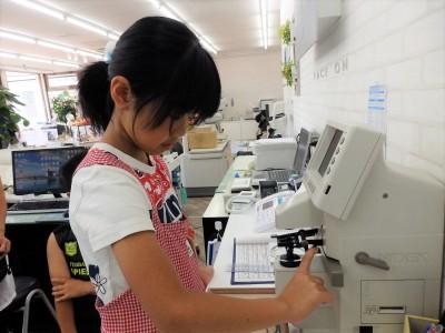 こども メガネ 子供 眼鏡 東京 都内 江戸川区 瑞江 専門店 体験型 口コミ